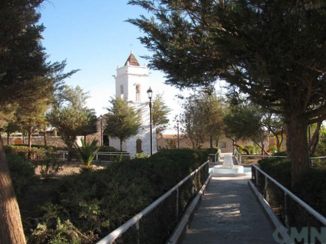 Imagen del monumento Campanario de Toconao