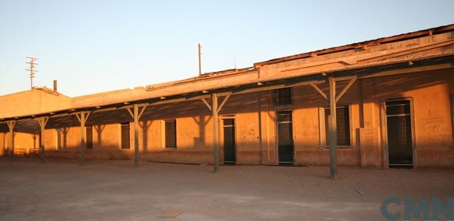 Imagen del monumento Oficina salitrera de Chacabuco