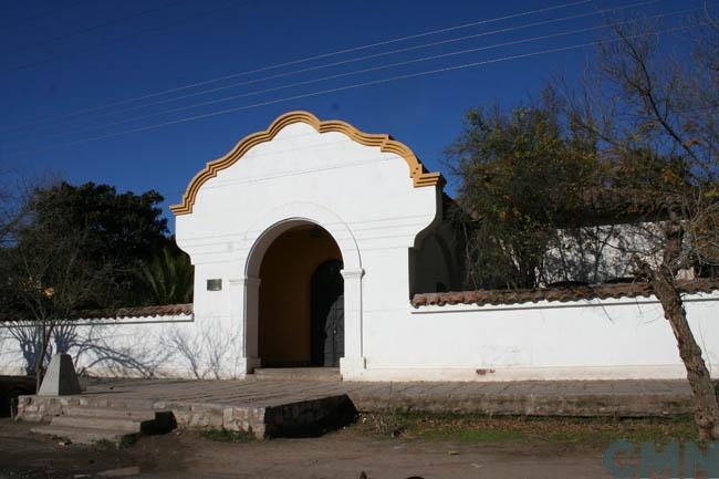 Imagen del monumento Casa de los Relogiosos de Calera de Tango
