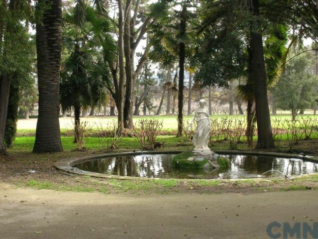 Imagen del monumento Parque de la Viña Santa Rita
