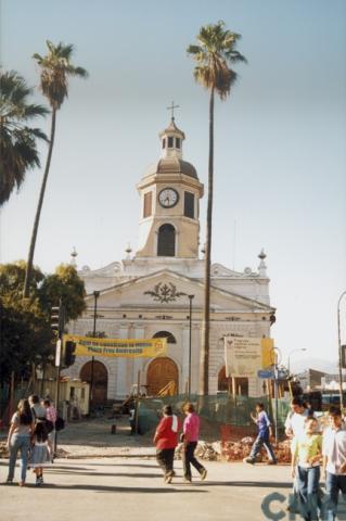 Imagen del monumento Iglesia y convento de la Recoleta Franciscana