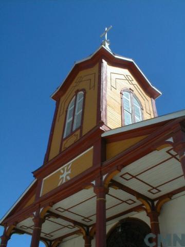 Imagen del monumento Iglesia de Alhué