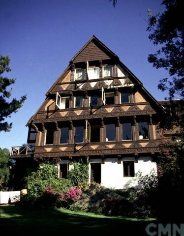 Imagen del monumento Réplica de la casa construída en el Siglo XVII en Hildesheim, Baviera
