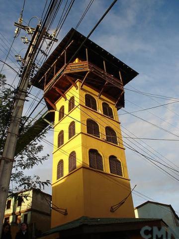 Imagen del monumento Ascensor Polanco