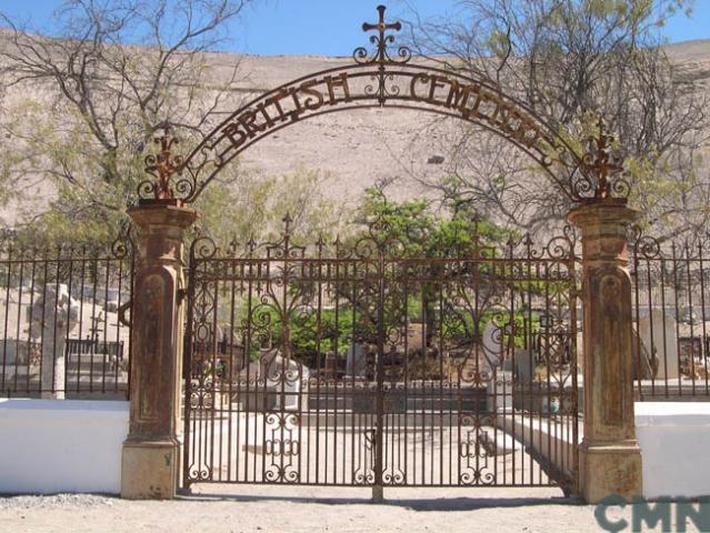Imagen del monumento Cementerio de los Ingleses