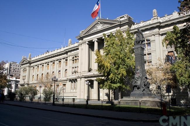 Imagen del monumento Edificio del Palacio de los Tribunales de Justicia