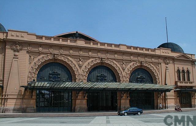 Imagen del monumento Estación Mapocho