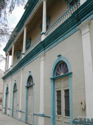 Imagen del monumento Teatro Municipal de Pisagua