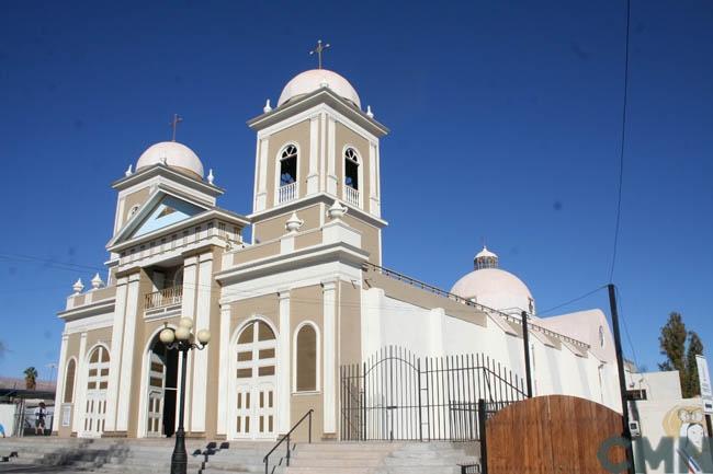 Imagen del monumento Edificio de la Iglesia de Pica