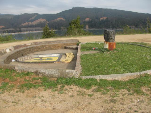 Imagen del monumento Fuerte de Colcura