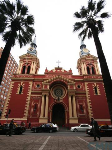 Imagen del monumento Iglesia de La Merced y la parte que queda del convento de La Merced