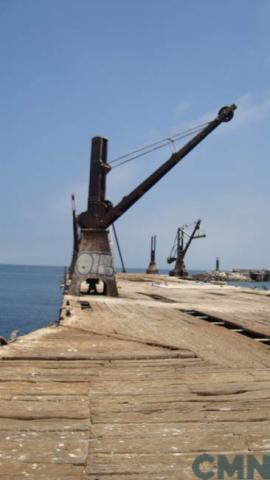 Imagen del monumento Antiguo Muelle Salitrero de la Ex compañía Melbourne Clark