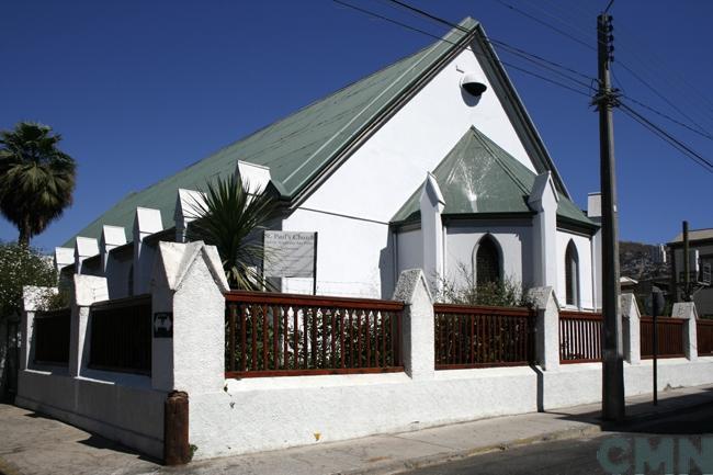 Imagen del monumento Iglesia Anglicana San Pablo