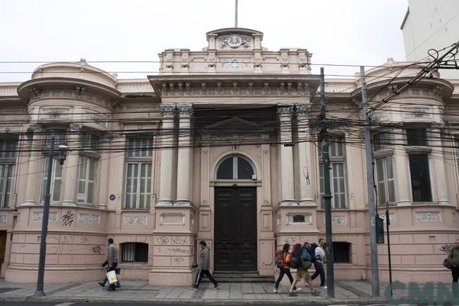 Imagen del monumento Edificio denominado ex Palacio Lyon