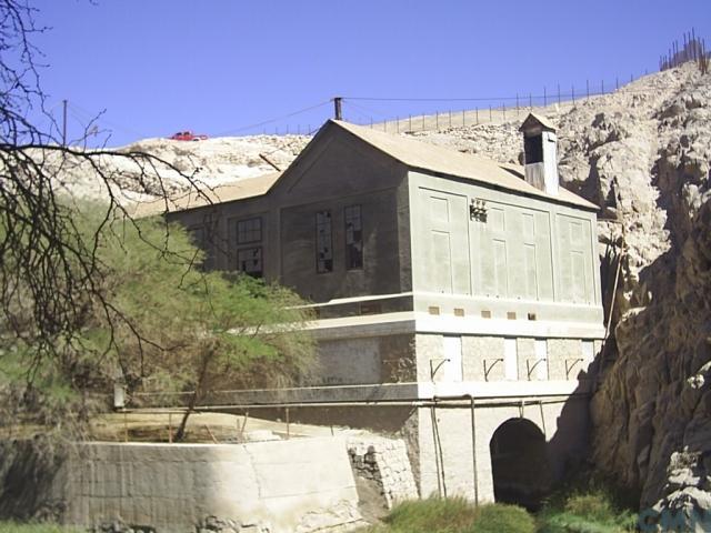 Imagen del monumento Tranque Sloman