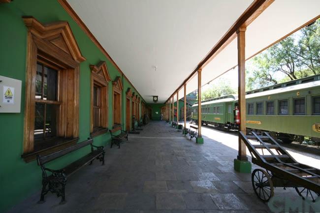 Imagen del monumento Estación de Ferrocarril de Antofagasta a Bolivia