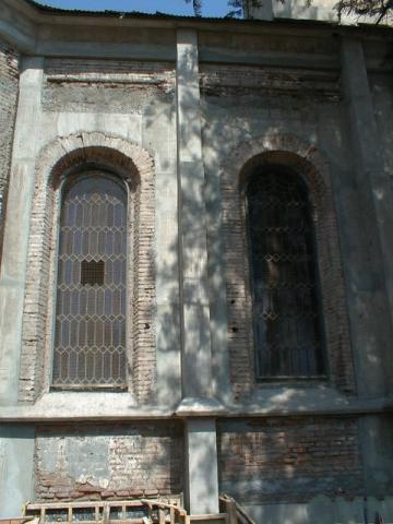 Imagen del monumento Capilla del Antiguo Lazareto de San Vicente de Paul