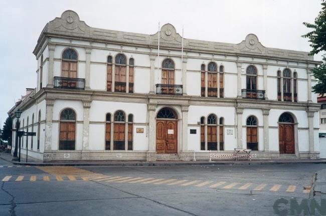 Imagen del monumento Casa González Videla