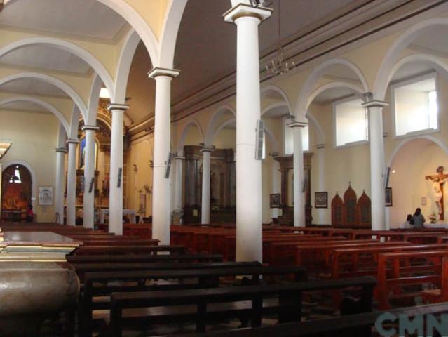 Imagen del monumento Edificio de la Catedral de Copiapó
