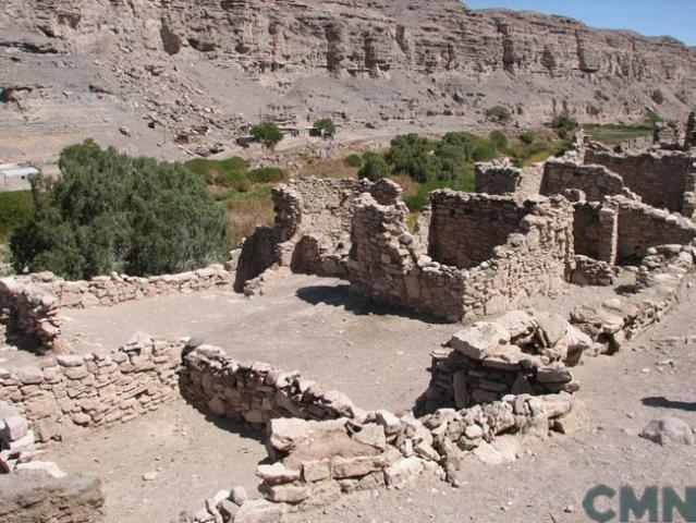 Imagen del monumento Pucará de Lasana