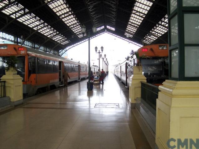Imagen del monumento Conjunto de edificios de la Estación Central de ferrocarriles o Estación Alameda