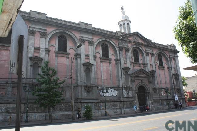 Imagen del monumento Iglesia y patios del Monasterio del Carmen de San Rafael