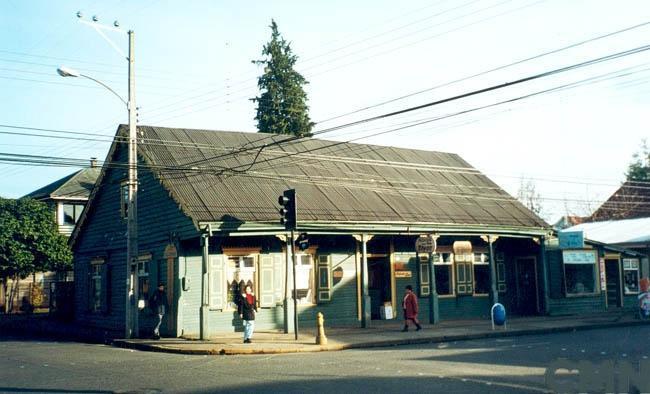 Imagen del monumento Inmueble de Calle Mackenna 1095