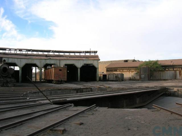 Imagen del monumento Estación Ferroviaria de Baquedano
