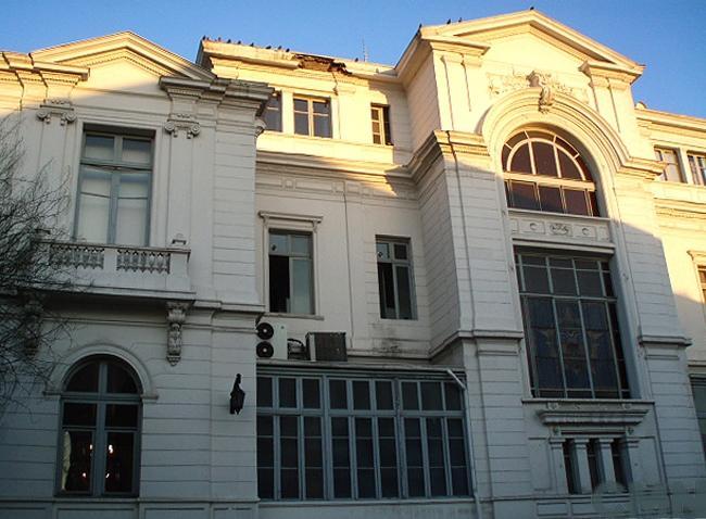 Imagen del monumento Antiguo edificio del Instituto de Higiene