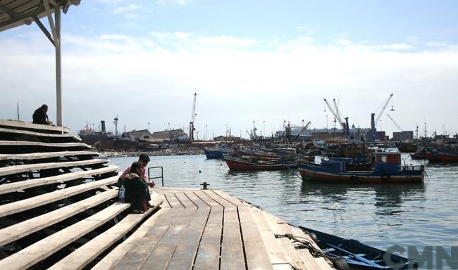 Imagen del monumento Antiguo Muelle de pasajeros del Puerto de Iquique