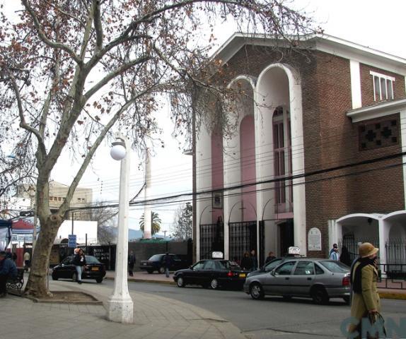 Imagen del monumento Iglesia y coro adyacente de las Carmelitas descalzas de Los Andes