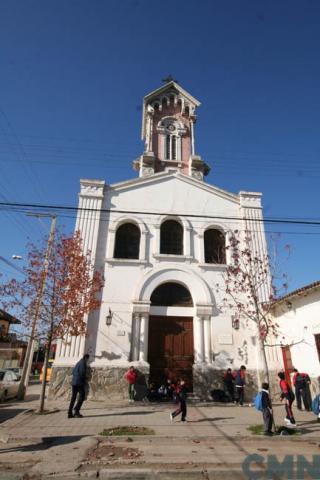 Imagen del monumento Iglesia y claustro de San Agustín de Melipilla