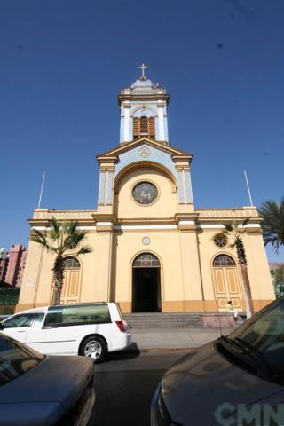 Imagen del monumento Catedral de Iquique