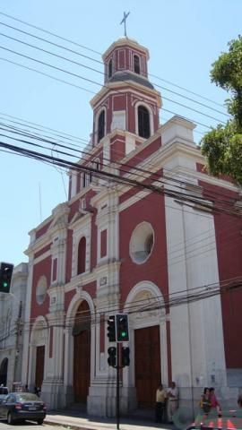 Imagen del monumento Iglesia Catedral de San Felipe