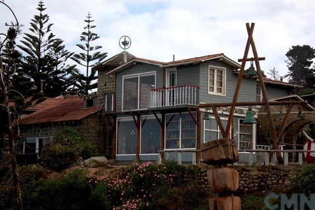 Imagen del monumento Casa de Pablo Neruda de Isla Negra