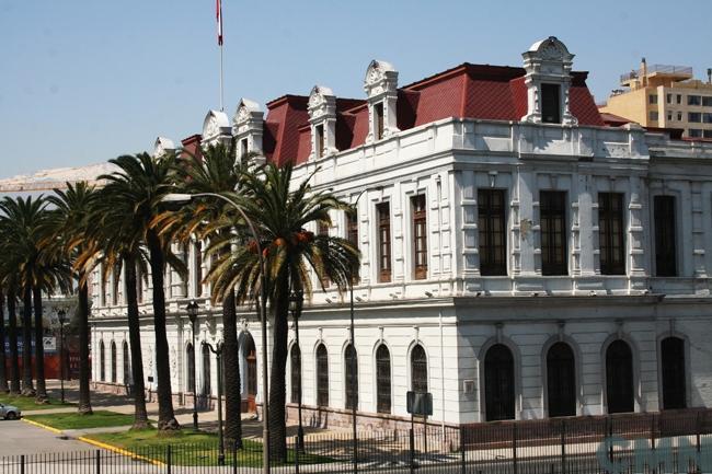 Imagen del monumento Edificio de la ex Escuela Militar, actual escuela de Suboficiales del Ejército