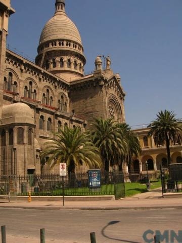 Imagen del monumento Basílica Los Sacramentinos
