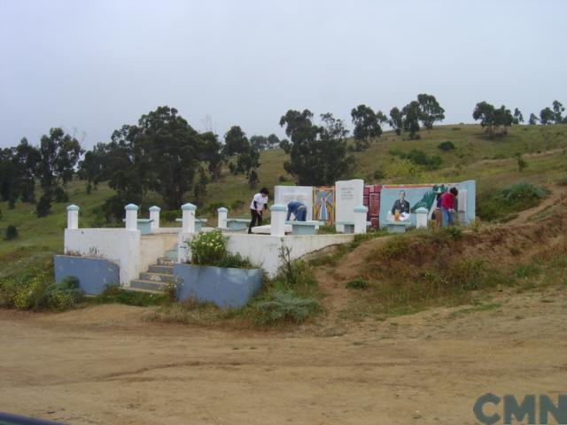 Imagen del monumento Tumba de Vicente Huidobro