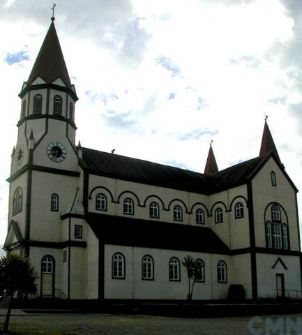 Imagen del monumento Iglesia Parroquial del Sagrado Corazón