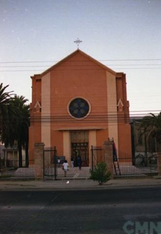 Imagen del monumento Iglesia de la comunidad Apóstol Pedro o del Buen Pastor