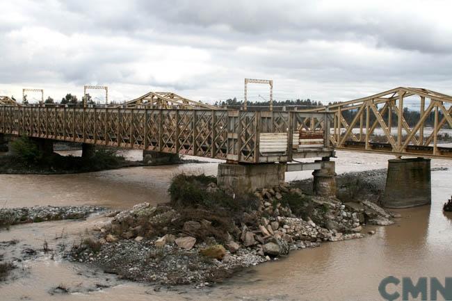 Imagen del monumento Puente carretero (1) sobre el río Maule