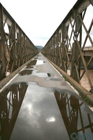 Imagen del monumento Puente carretero (2) sobre el río Maule