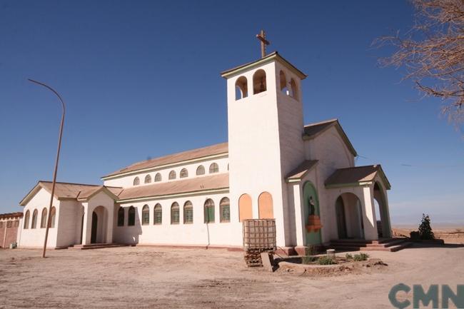 Imagen del monumento Oficina Salitrera Pedro de Valdivia