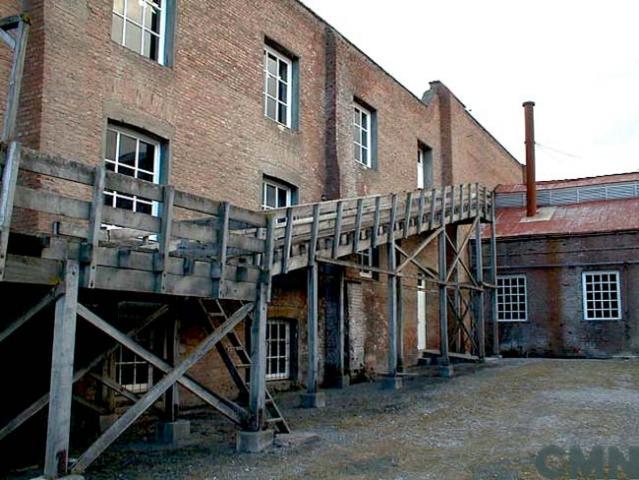 Imagen del monumento Conjunto de edificaciones del ex Frigorífico Bories