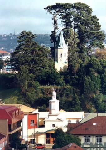 Imagen del monumento Torre campanario del Colegio San Francisco Javier