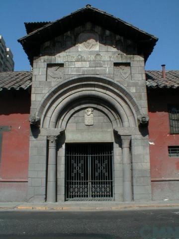 Imagen del monumento Inmueble conocido como Casa de los Diez