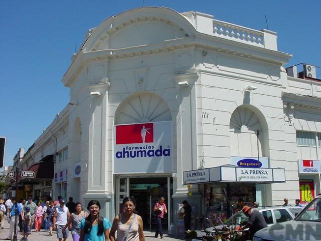 Imagen del monumento Mercado Central Municipal de Talca