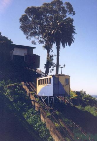Imagen del monumento Ascensor Artillería