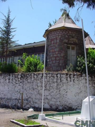 Imagen del monumento Aduana de Los Queñes