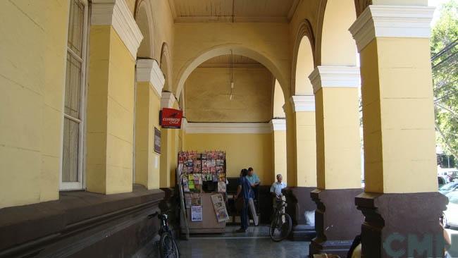 Imagen del monumento Edificio de la Gobernación Provincial de Los Andes